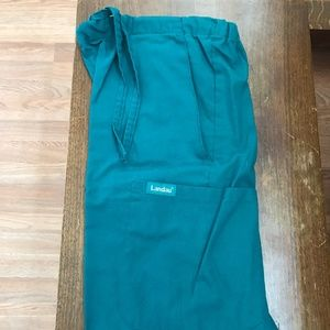 Green Landau Scrub Pants S BUNDLE to SAVE 5/$45